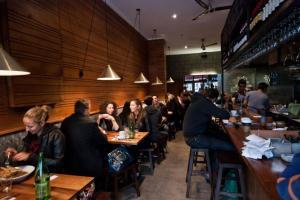 The Book Kitchen - Sydney Cafe