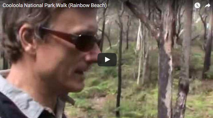 COOLOOLA NATIONAL PARK – RAINBOW BEACH. QUEENSLAND
