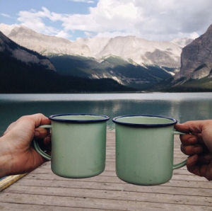 THE BEST 5 COFFEE HAUNTS IN BANFF, CANADA.