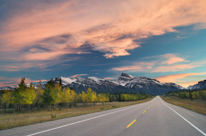TWO SECRET DRIVES IN THE CANDIAN ROCKIES
